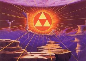 La tierra Dorada, Zelda 3