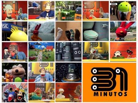 El podcast de ociotakus, edición especial de 31 Minutos