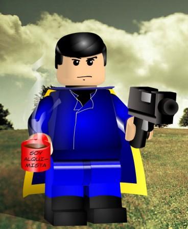 LEGO Alquimista