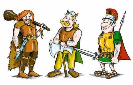 Travian juego de navegador civilizaciones romana galos teutones