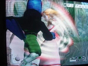 Falco Pellizcando La Nalga De Zelda