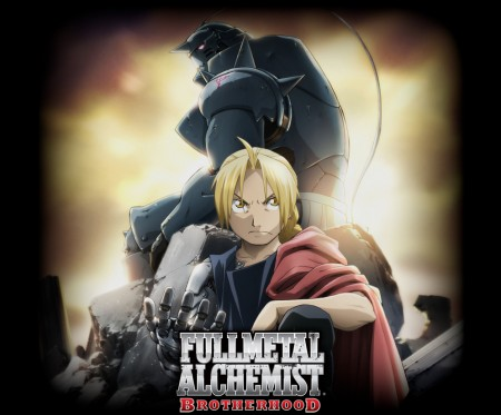 Full Metal Alchemist: Hermandad
