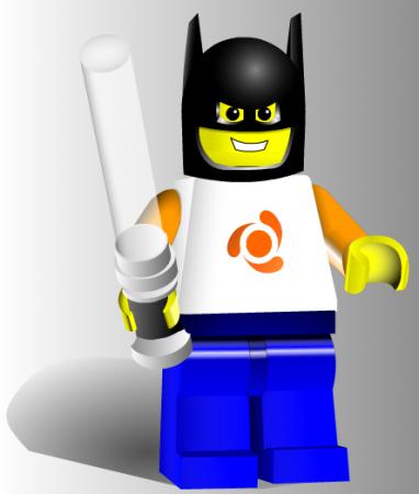 Crea tu propio LEGO Batman
