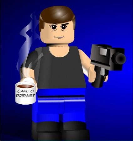 Maracunator LEGO