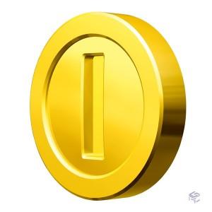 Monedas y Oro para los millonarios