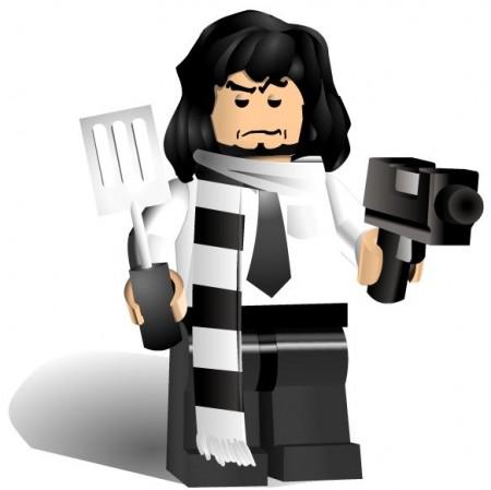NOlo en versión Lego - el padrino de los bloques
