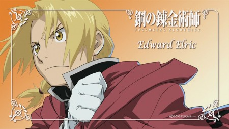 Wallpaper conmemorativo - Edward Elric