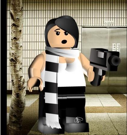 Kelly LEGO