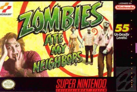 Zombies Ate My Neighbors: Clásico juego de Culto