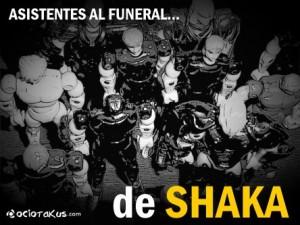 Funeral de Shaka