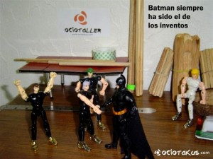 Batman ha llegado