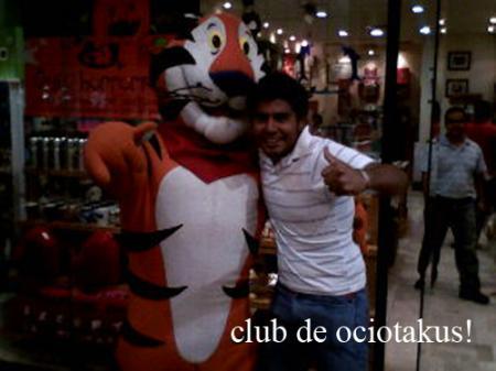 Tigre toño y héctor!