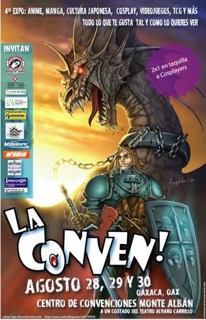 La CONVEN! energía ociosa en Oaxaca