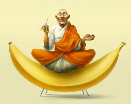 Banana de Garibaldi