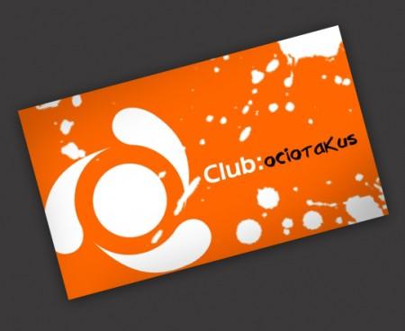 Credencial Club de Ociotakus 2007