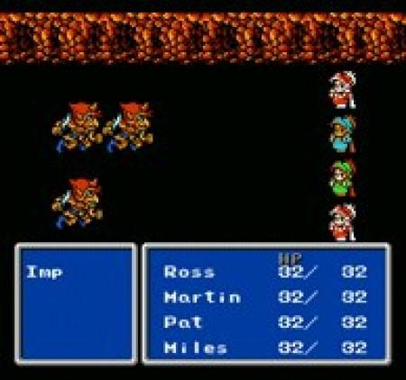 Final Fantasy 3 para Nintendo
