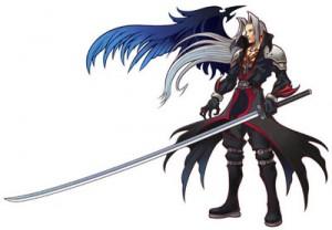 Sephiroth, versión Kingdom Hearts