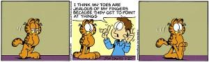 Garfield - sin monólogo