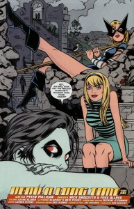 Dead Girl - Gwen Stacy