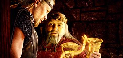 Hrotgar y Beowulf