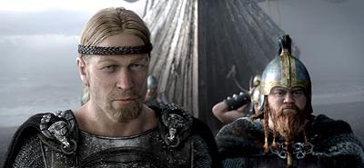 Beowulf y Wiglaf