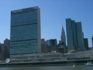 Edificio de las Naciones Unidas