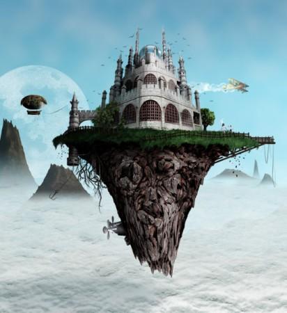 Castillo Volador
