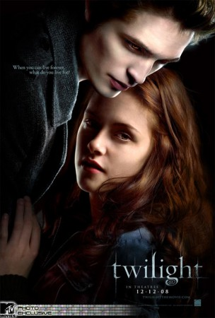 Poster Pelicula Twilight