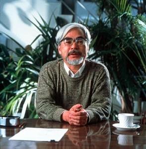 Director Hayao Miyazaki