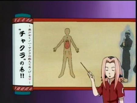 Sakura ayudará con la explicación del sumario
