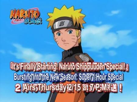 Naruto después de 2 años y medio