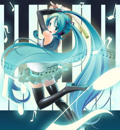 Miku Hatsune en concierto