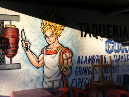 Después de salvar al universo, Goku persiguió su verdadera pasión