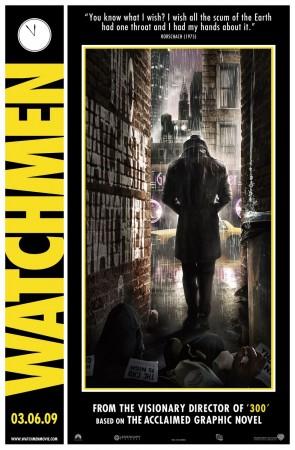 Rorschach y la escoria del planeta