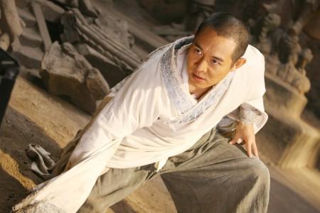 Jet Li listo para patear traseros