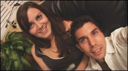 Katie y Micah