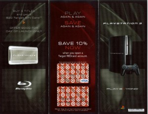 La Tarjetita de PS3