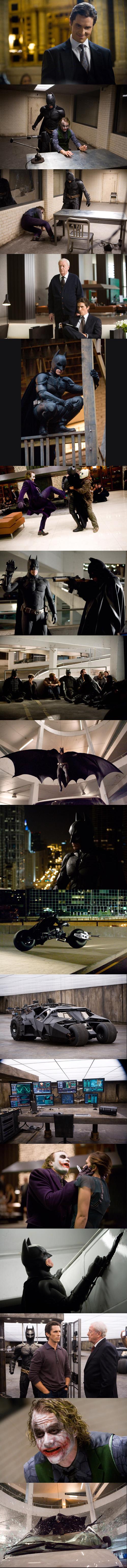 Fotos de Batman en su nueva película