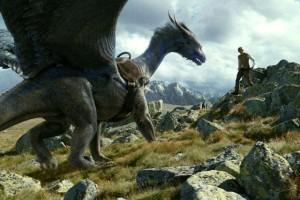 Eragon y Saphira