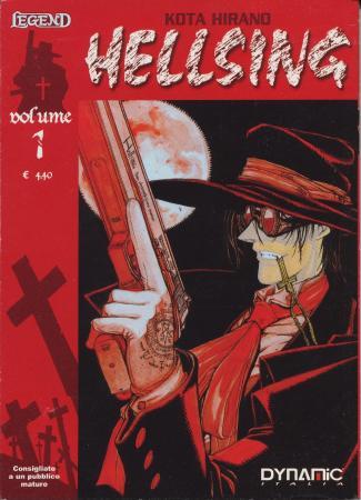 Capítulo 1 - Hellsing