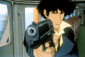 La película de Cowboy Bebop en Cartoon Network