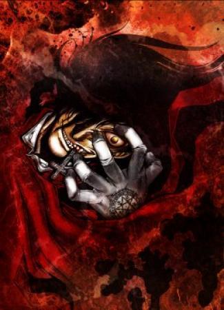 Hellsing | Alucard