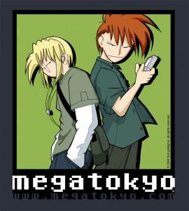 Megatokyo - La odisea de un otaku y un videojugador