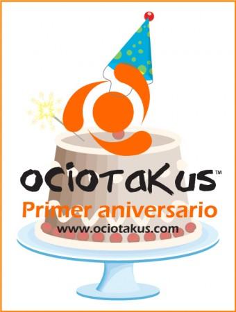 Primer aniversario de Ociotakus!
