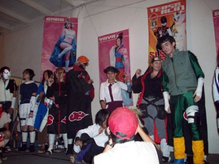 Naruto Cosplay TNT15 Mexico
