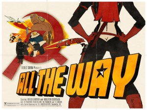 Venture Brothers Wallpaper - All the way