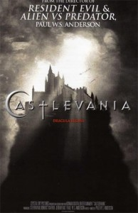 Poster de la película de Castlevania