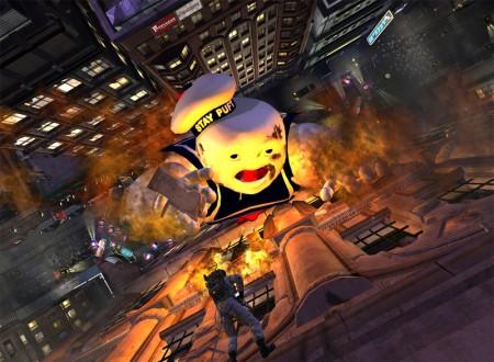Imagen del videojuego Cazafantasmas 3