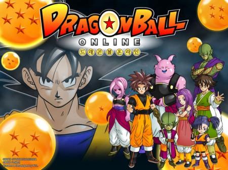 Videojuego Dragon Ball Online