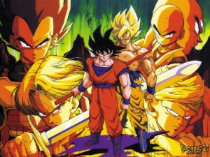 Intros de Dragon Ball y Dragon Ball Z en español de españa